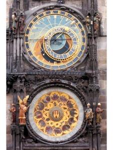 Celestial Clock, Prague